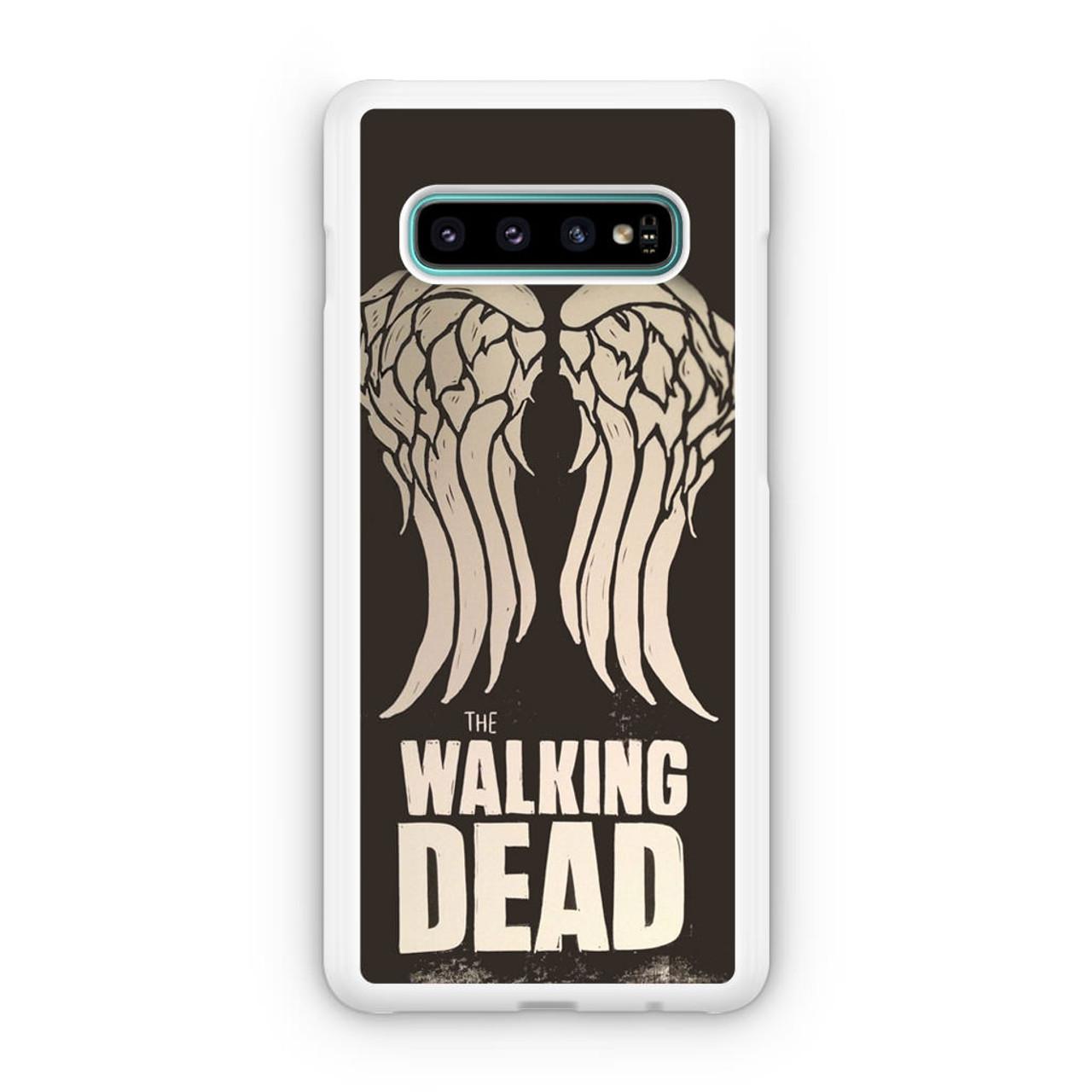 The Walking Dead Daryl Dixon Wings Samsung Galaxy Note 10 Case