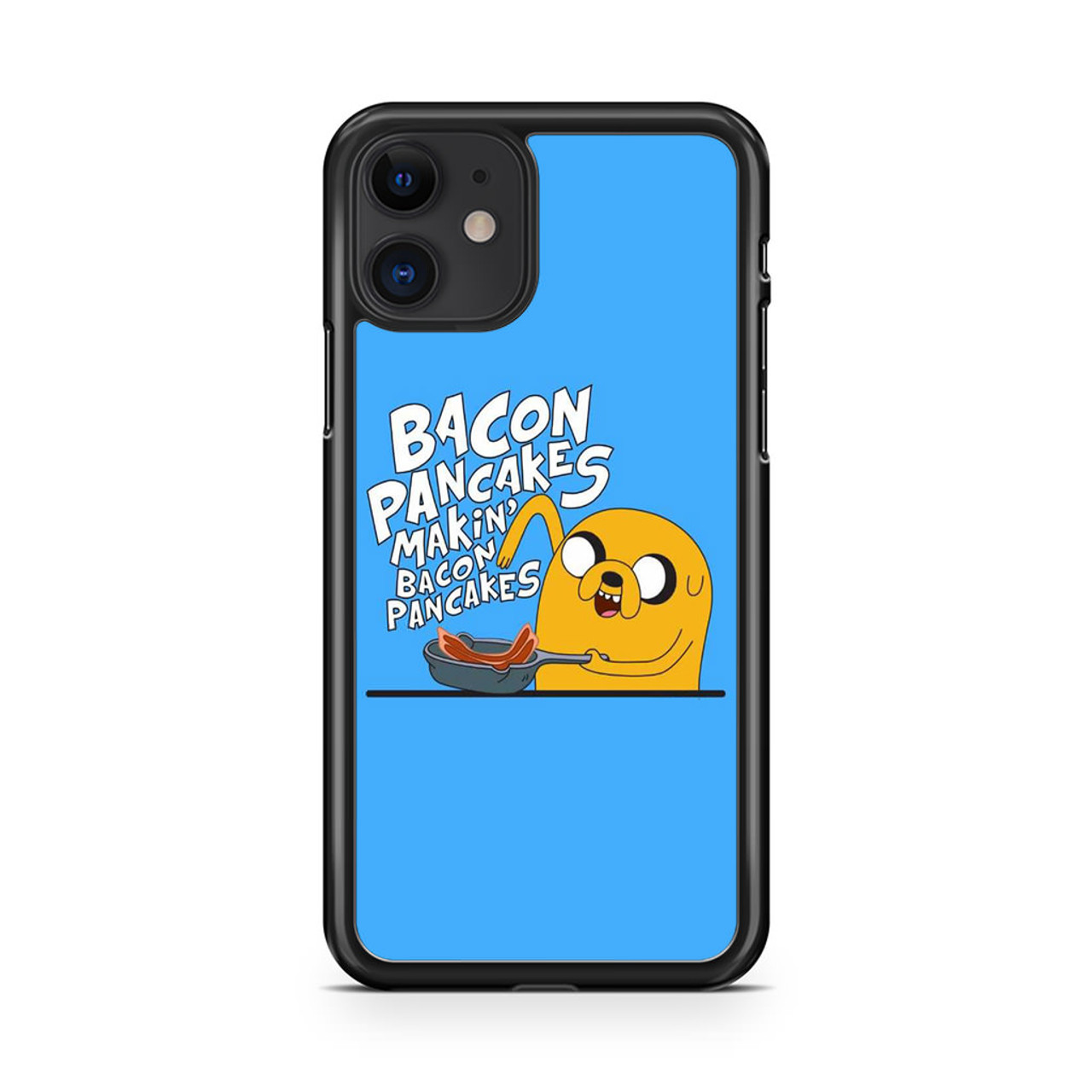 Pancakes Pattern - Blue iPhone 11 case