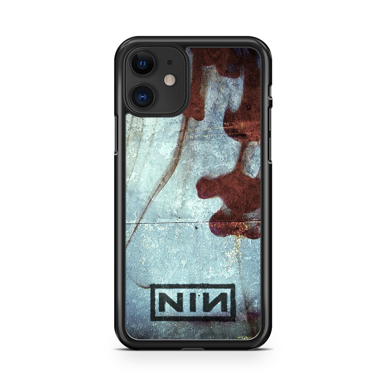 Nine Inch Nails iPhone 11 Case - CASESHUNTER