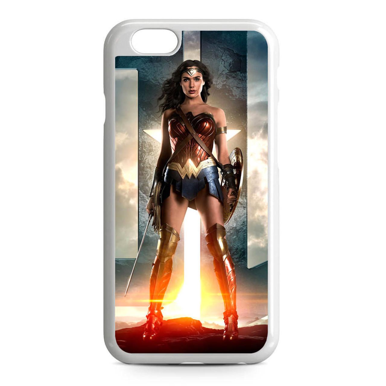 Justice League Unite Wonder Woman iPhone 6/6S Case