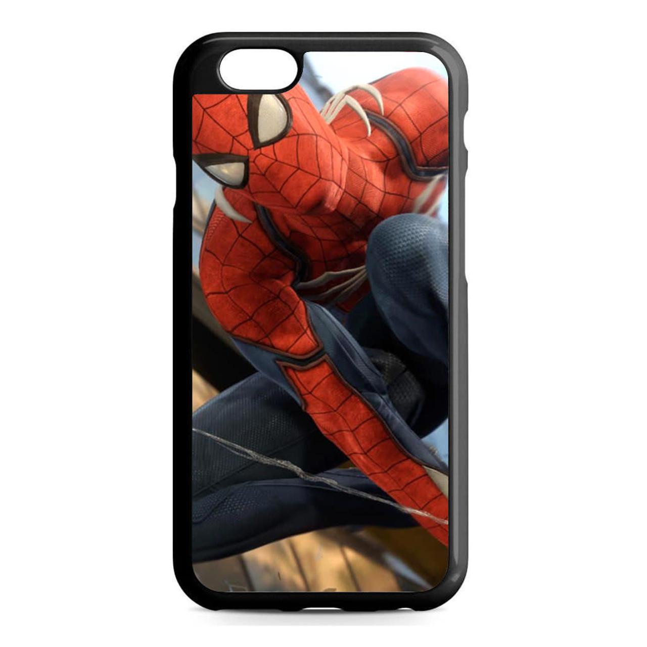 spiderman case iphone 6