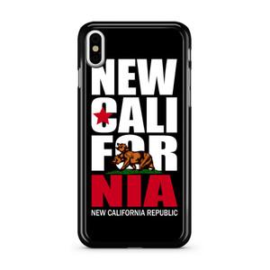 California Republic Iphone Xs Case Caseshunter