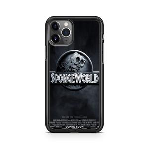 Jurassic World Spong World Parody Iphone 11 Pro Max Case Caseshunter