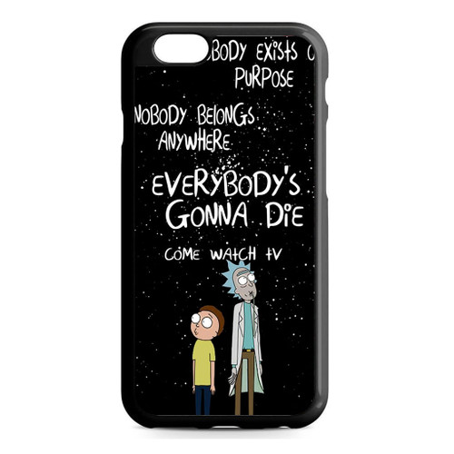 separation shoes 3a397 07a98 Rick And Morty 2 iPhone 6/6S Case