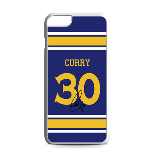 e5f6fabe8418 Warriors Stephen Curry Jersey iPhone 6 Plus 6S Plus Case - CASESHUNTER