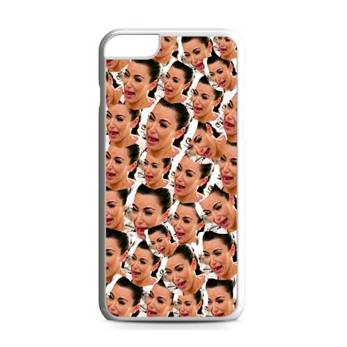 new arrival 58e02 c8975 Kim Kardashian Crying Collage iPhone 6 Plus/6S Plus Case
