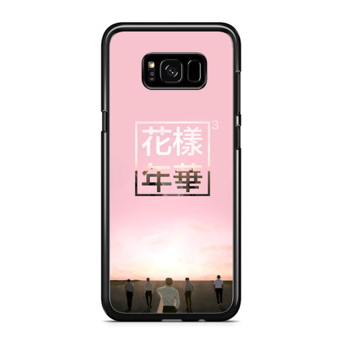 best service f38b7 58fdd BTS Young Forever Samsung Galaxy S8 Plus Case