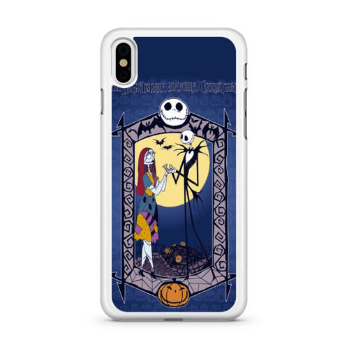 Christmas Iphone X Case.The Nightmare Before Christmas Iphone X Case