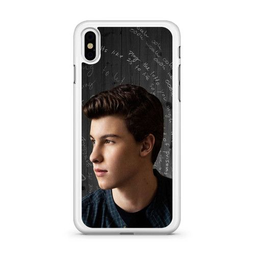 huge discount 436b9 25cf5 Shawn Mendes Something Big iPhone X Case