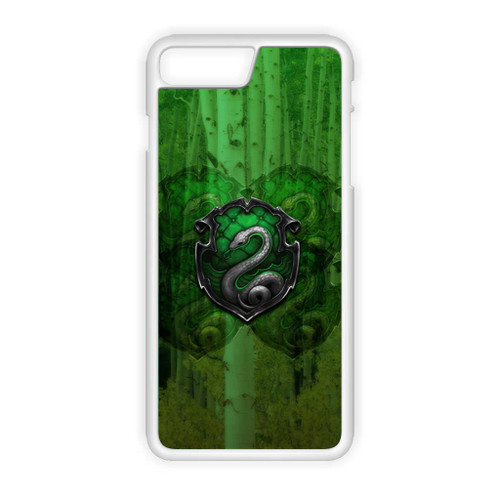 new concept 8f4ab a4b0a Harry Poter Slytherin iPhone 7 Plus Case