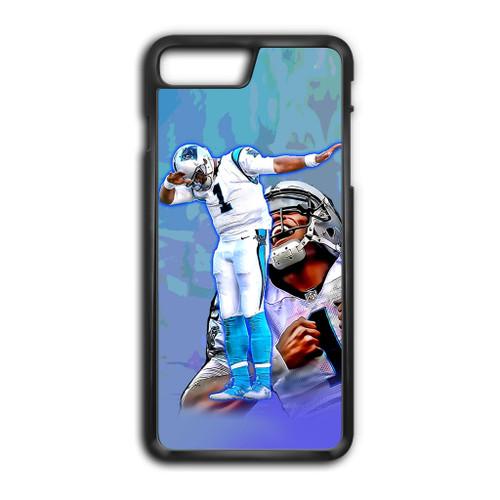 Cam Newton Dab iphone case