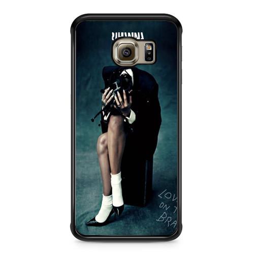 Rihanna Love On The Brain Samsung Galaxy S7 Edge Case