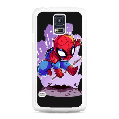 online store 98d73 d0945 Spiderman Chibi Minimalism Samsung Galaxy S5 Case