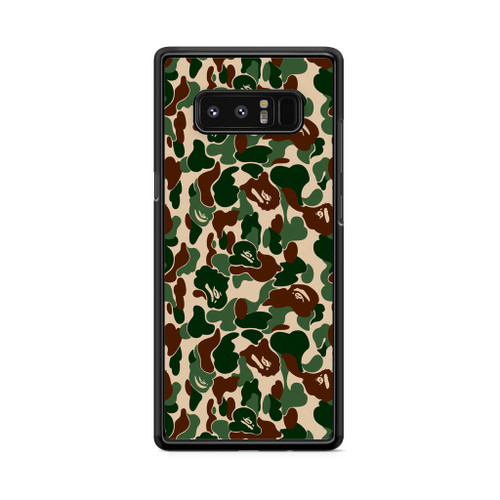 premium selection 6408a 55231 Bathing Ape Bape Camo Real Tree Samsung Galaxy Note 8 Case