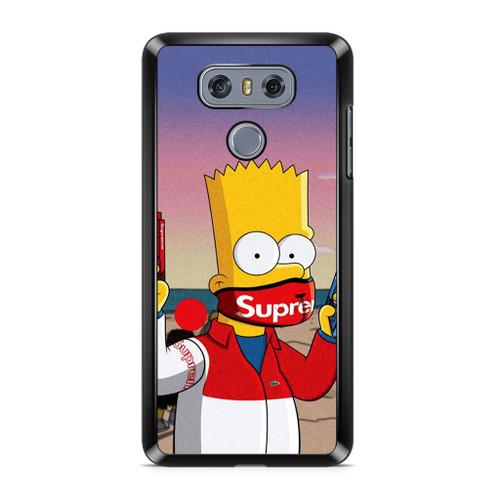 official photos fbd54 c8fdd Bart Supreme LG G6 Case