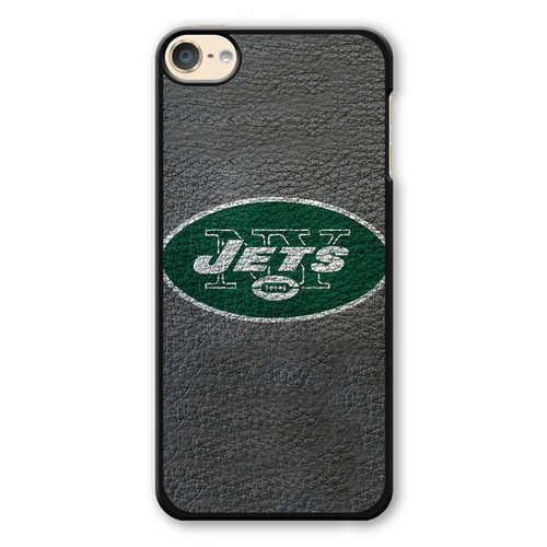 hot sale online 50627 ebbf9 New York Jets NFL Football iPod Touch 6 Case