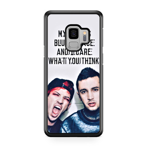 Twenty One Pilots Blurryface Samsung Galaxy S9 Case