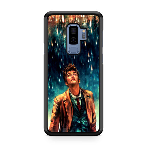 Doctor Who Tardis Quotes Blue Samsung Galaxy Note 4 Case - CASESHUNTER f15256f88