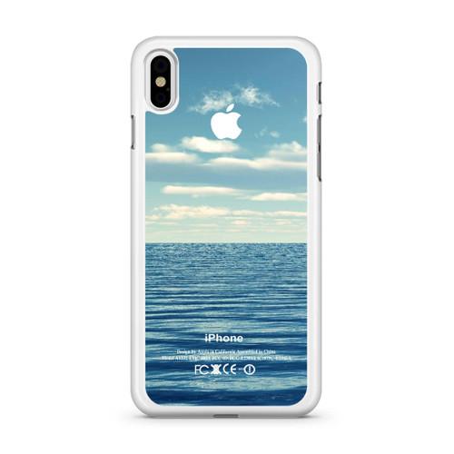 summer iphone xs case
