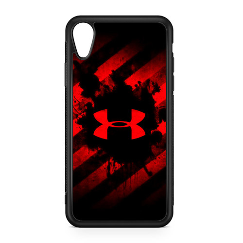 cheap for discount 572ad bbebf Under Armour Red Art iPhone XR Case