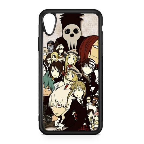 Soul Eater Black Star Iphone Xr Case Caseshunter