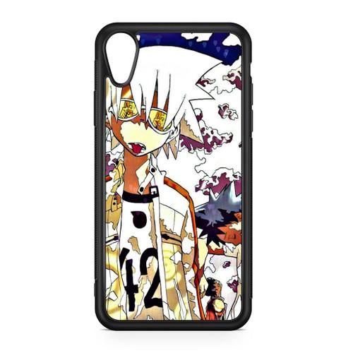 Soul Eater Black Star Iphone Xr Case