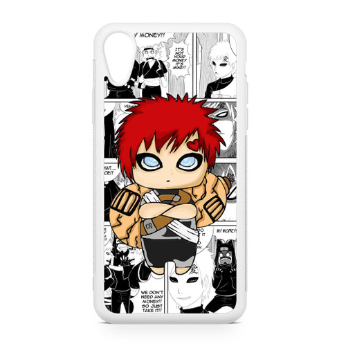 iphone xr anime chibi case