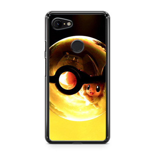Pokemon Go Ball Google Pixel 3 XL Case