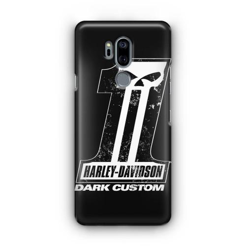 official photos 536f3 9902f Harley Davidson LG G7 Case - CASESHUNTER