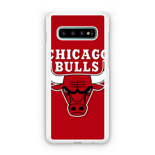 Chicago Bulls Logo Nba Samsung Galaxy Note 10 Plus Case Caseshunter