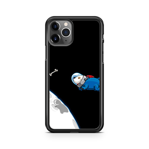 Space Dog iphone 11 case