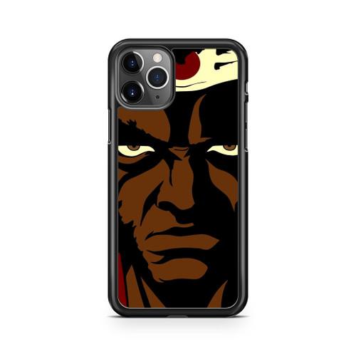 S is for Samurai iphone 11 case