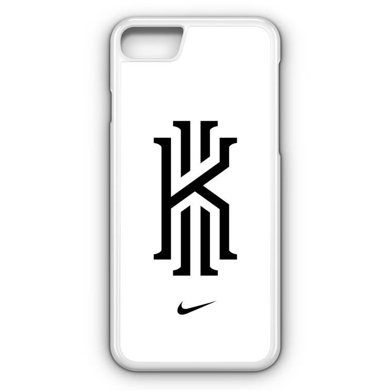 Kyrie Irving Nike Logo White1 iPhone 7 Case