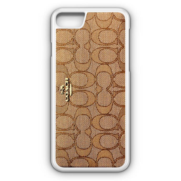 Coach Wallet iPhone 8 Case