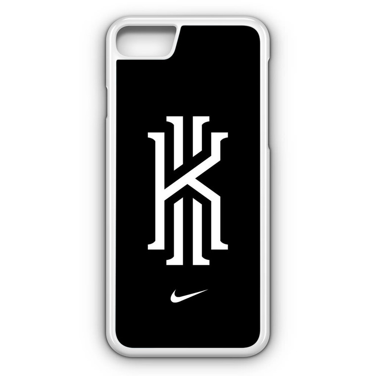 Kyrie Irving Nike Logo Black1 iPhone 8 Case