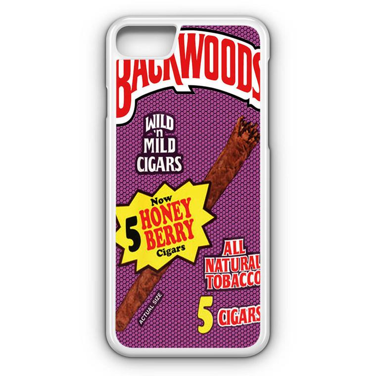 Backwoods Honey Berry Cigars iPhone 8 Case