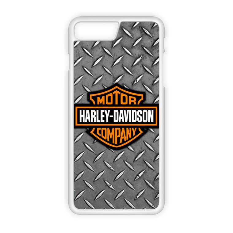 Harley Davidson Logo iPhone 8 Plus Case