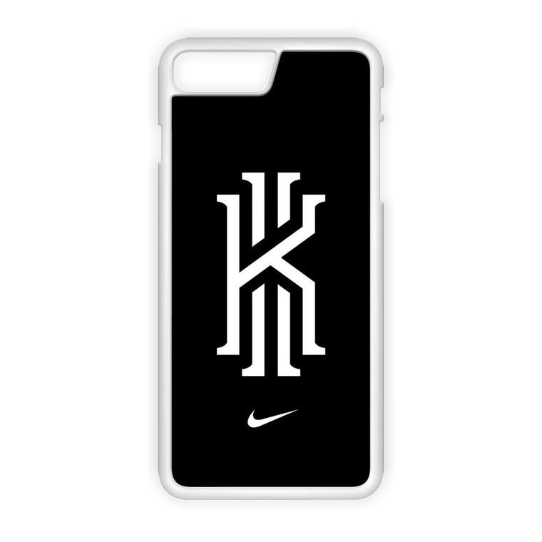 Kyrie Irving Nike Logo Black1 iPhone 8 Plus Case