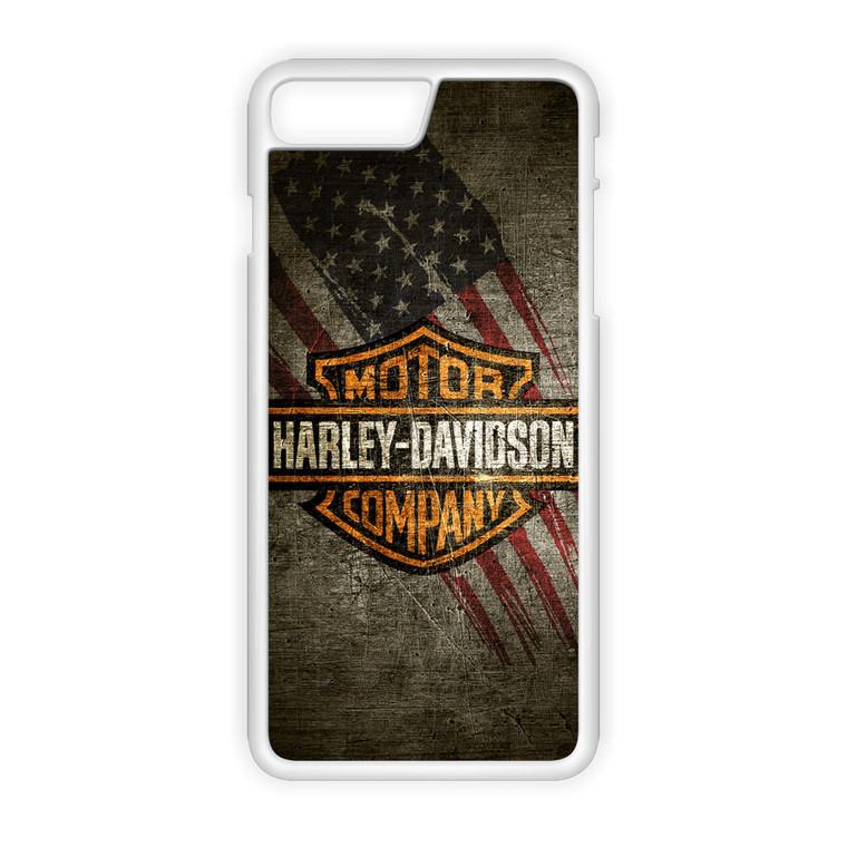 HD Harley Davidson iPhone 8 Plus Case