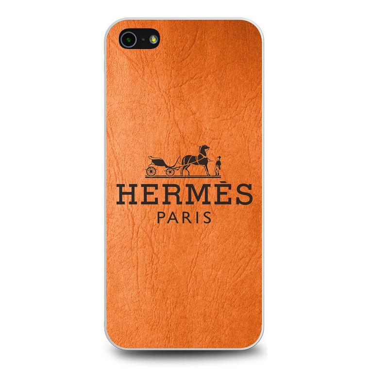 Hermes Paris iPhone 5/5S/SE Case