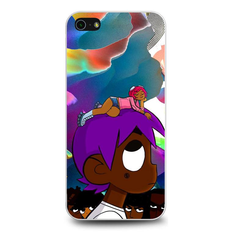 Lil Uzi Vert vs The World iPhone 5/5S/SE Case