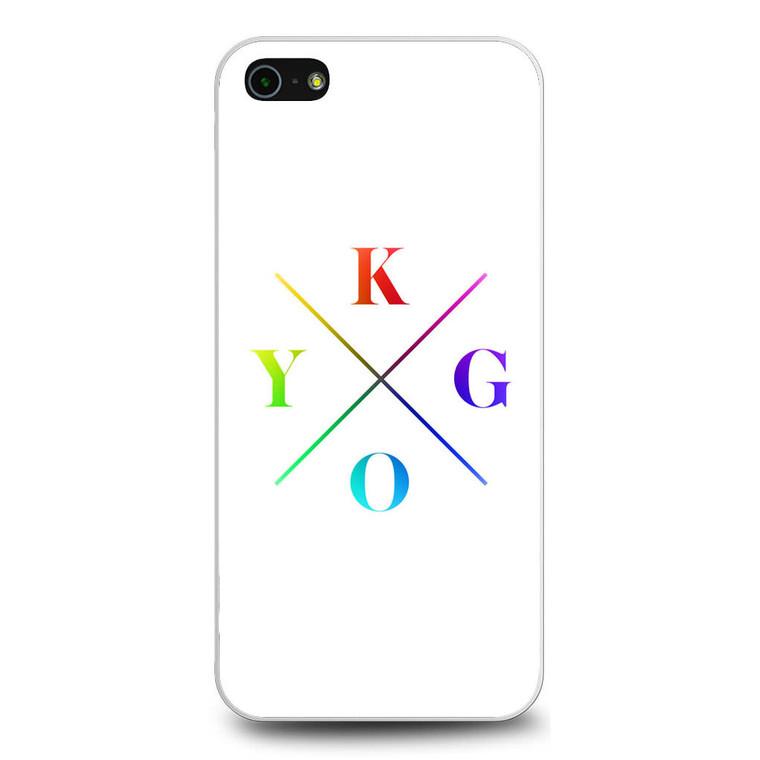 Kygo Logo iPhone 5/5S/SE Case