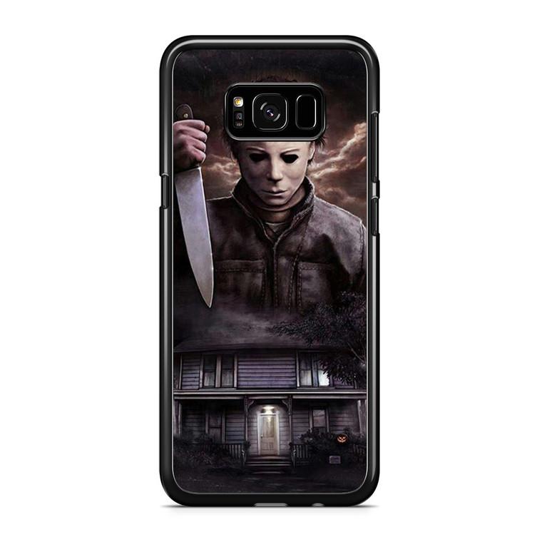 Michael Myers Samsung Galaxy S8 Plus Case