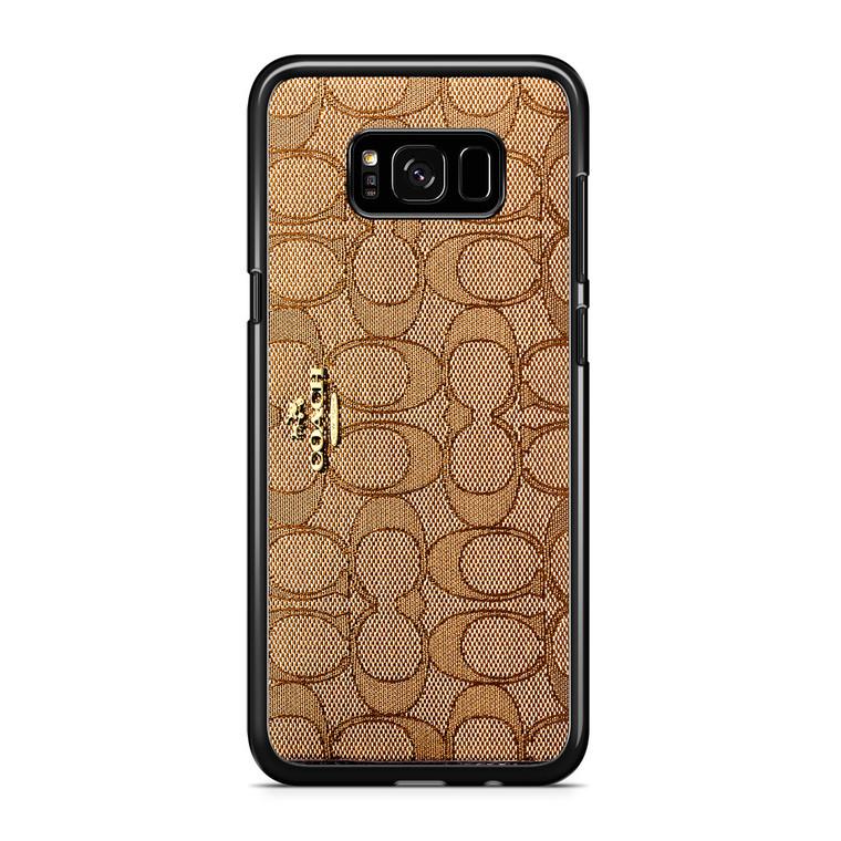 Coach Wallet Samsung Galaxy S8 Plus Case
