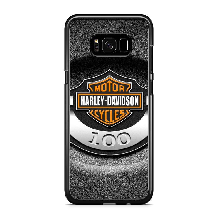 Harley Davidson Samsung Galaxy S8 Plus Case
