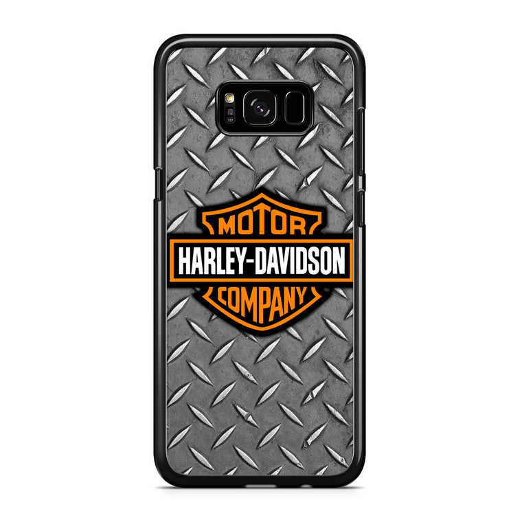 Harley Davidson Logo Samsung Galaxy S8 Plus Case