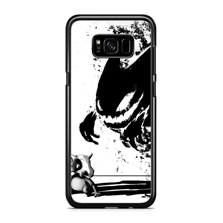 Ghost Pokemon Gengar Samsung Galaxy S8 Plus Case