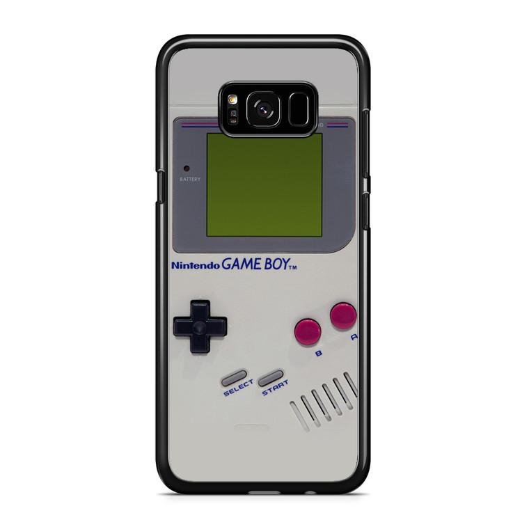 Retro Gameboy Nintendo Samsung Galaxy S8 Plus Case