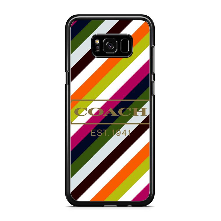 Coach Samsung Galaxy S8 Plus Case