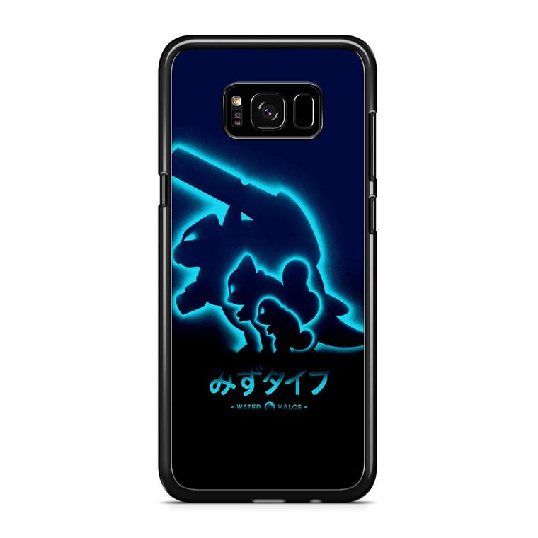 Pokemon Squirtle Blastoise Samsung Galaxy S8 Plus Case
